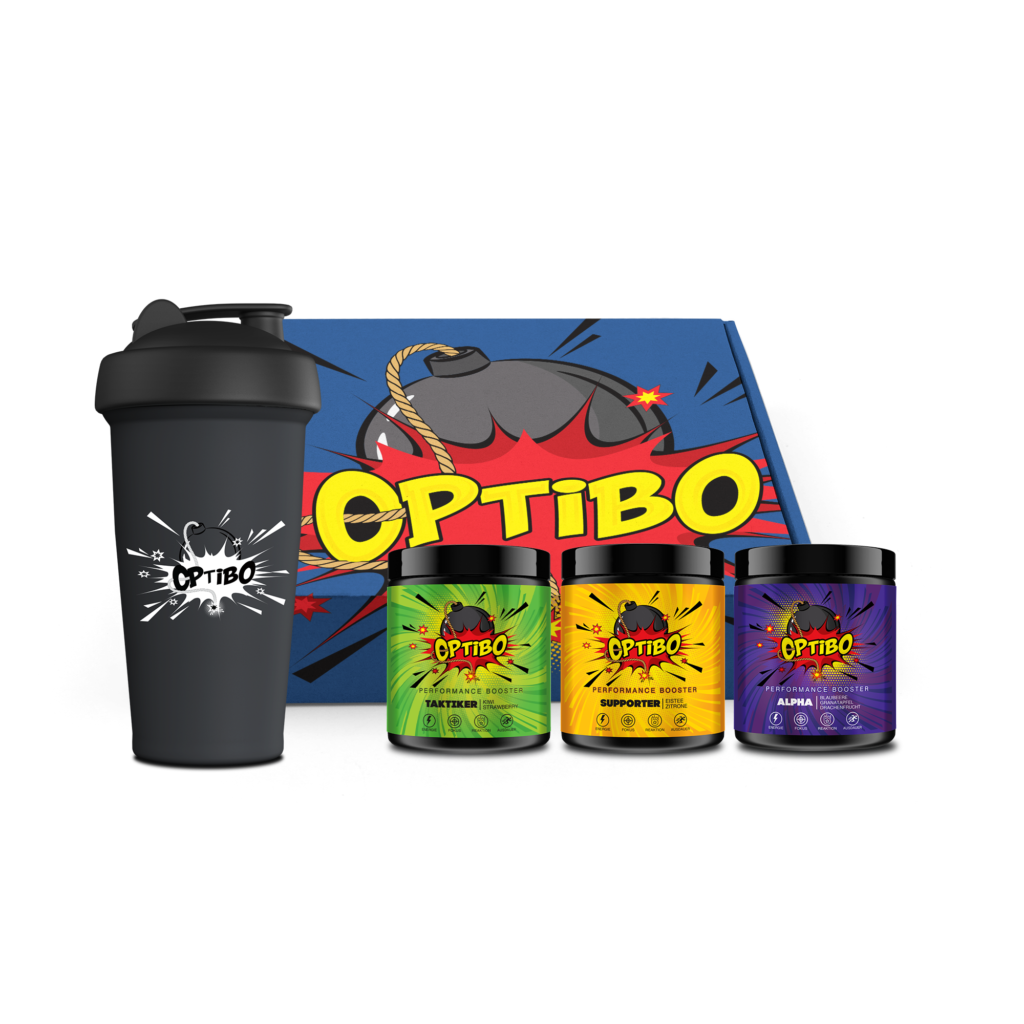 OptiBo Ultimate Performance Booster